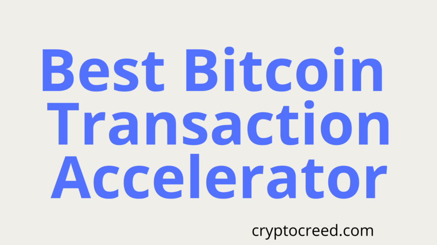 Bitcoin Transaction Accelerator Free and Paid