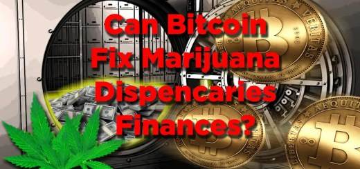 Marijuana Dispensary Bitcoin