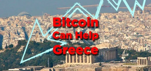 Bitcoin Greek Crisis