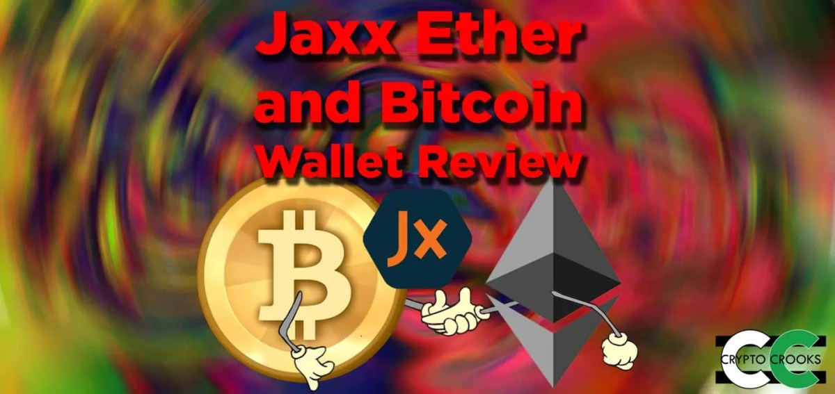 Jaxx Wallet Review: The Standard for Android Ethereum Wallets
