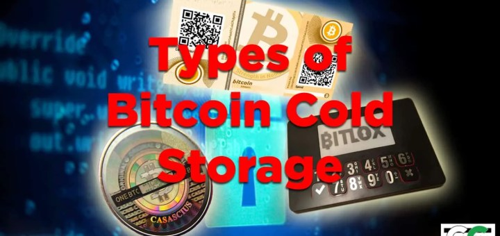 What is Bitcoin Cold Storage
