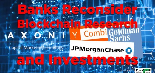 Goldman Sachs Blockchain Investment