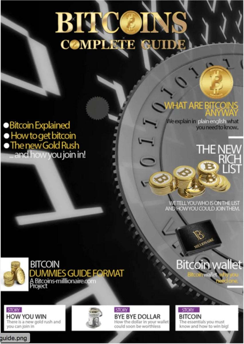 Bitcoin Millionaire's Guide