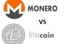 Chart monero vs litecoin