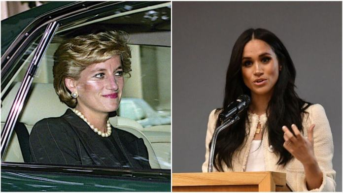 I Grief Meghan Markle & Princess Diana Might per chance also just Possess One Thing in Overall