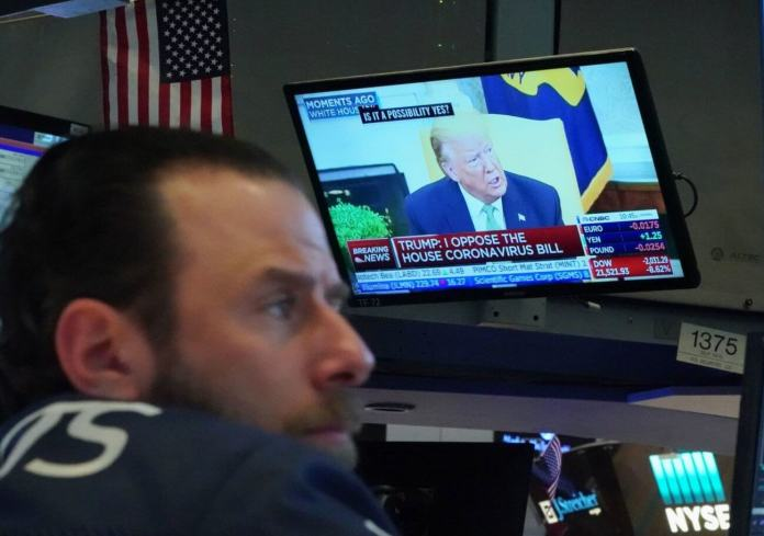 Dow Futures Traipse as Trump Yanks The United States's $600/Week Lifeline