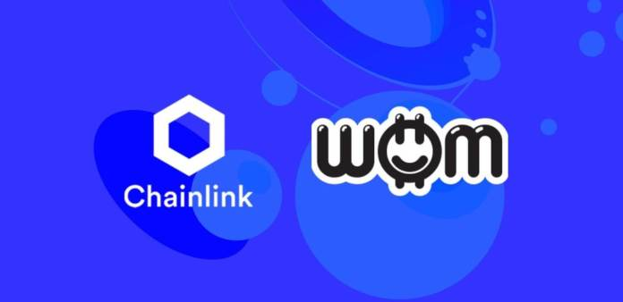 WOM Protocol Launches Chainlink Label Oracle on Mainnet