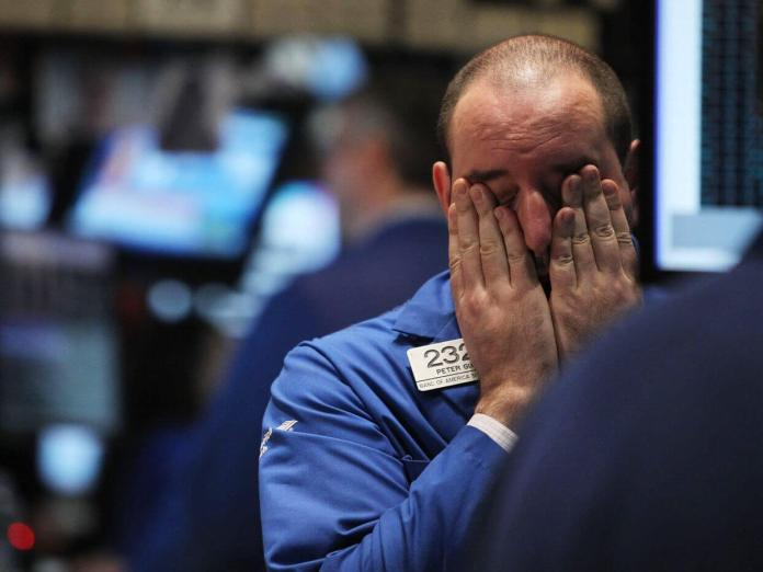 Dow Futures Cave Because of the Earnings Season Doesn't Earn Bigger Than This
