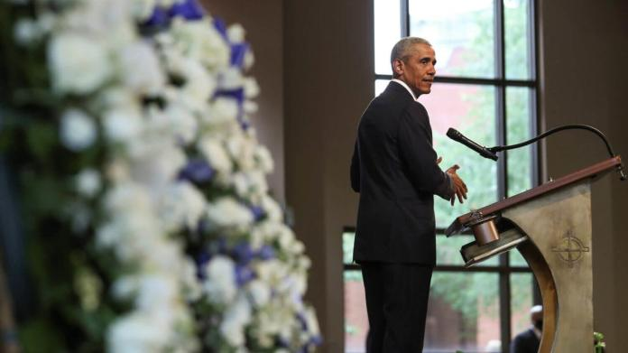 Why Obama's Speeches Are Repeatedly Superb & Trump's Are 'Divisive'