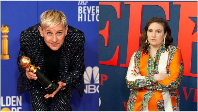 Ellen DeGeneres & Lena Dunham Lead the Top 5 Superstar 'Karens'