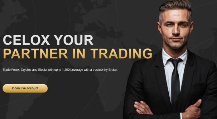 celox live forex broker