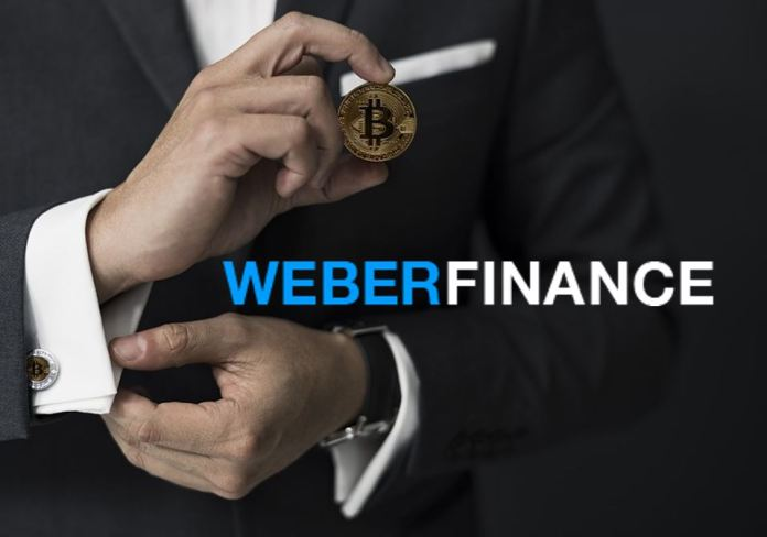 Weberfinance cryptocurrency broker for trading in the top cryptocurrencies online