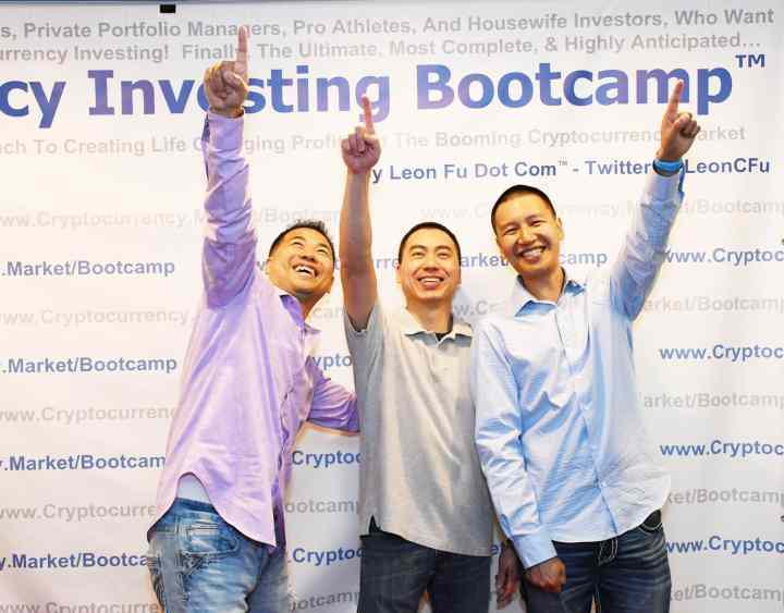 Cryptocurrency Investing Bootcamp - Tai Zen & Leon Fu Dot Com 28