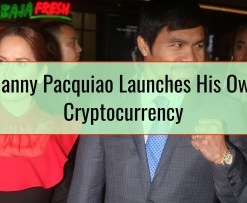 Manny Pacquiao Launches His Own Cryptocurrency