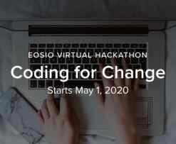coding for change hackathon