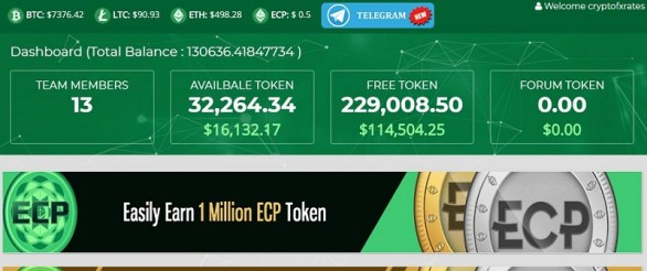ECP Ethereumcashpro