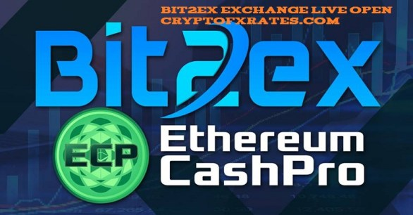 Bit2Ex Exchange Live open for registration