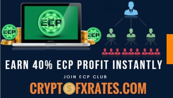 get 40% profit instantly ECP-club