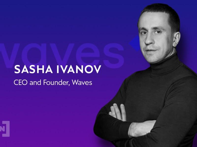 BIC interview Sasha Ivanov Waves CEO q2fLk5