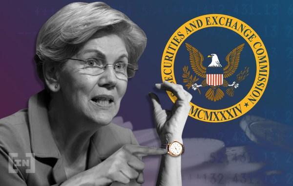 BIC senator warren deadline SEC crypto regulation bSVlM4