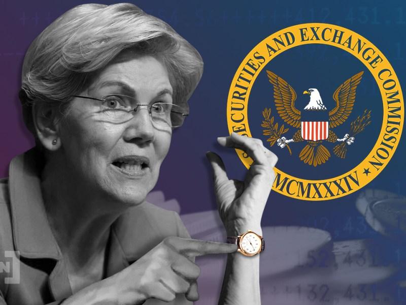 BIC sénateur Warren date limite SEC réglementation crypto bSVlM4