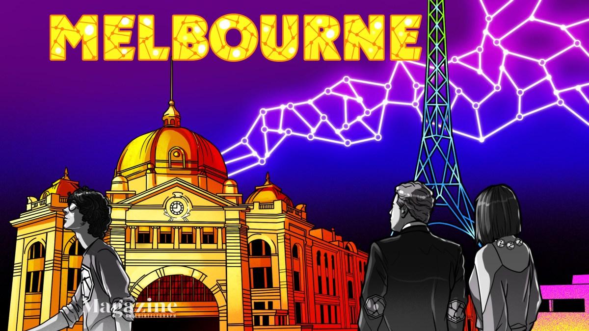 magazin Crypto lavil Melbourne c774QN