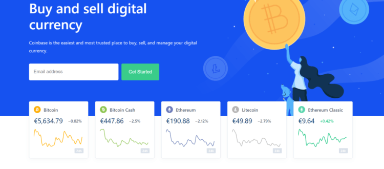 How to Understand Coinbase Charts   Cryptohuff