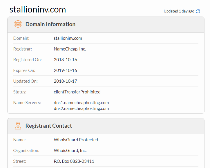Stallioninv.com Review