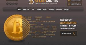 Stablemining.biz Review