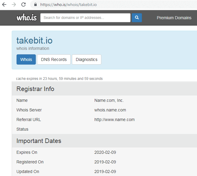 takebit.io review
