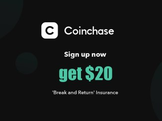 Register Coinchase Get $20 Bonus Free