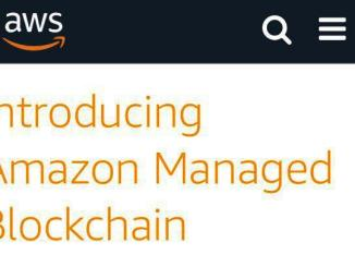 Amazon Has Introduced Quantum Ledger Database And Amazon Managed Blockchain