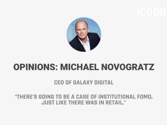 Galaxy Digital Capital Management CEO Predict BTC Will Hit $20K Next Year