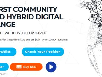 DAREX Exchange Airdrop Tutorial - Earn $100 When DAREX Launched