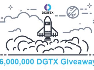 Register Digitexfutures Giveaway Get DGTX Tokens Free