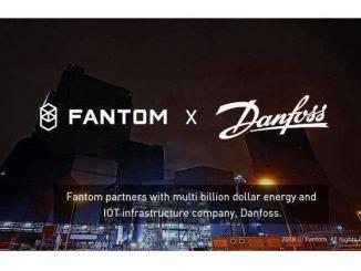 Fantom Has Partnered With Danfoss Group