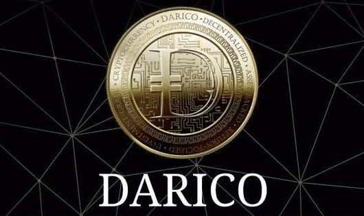 Register Darico Reward Program To Get 300 DEC Worth $45