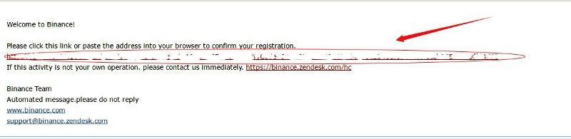 Confirm Registration