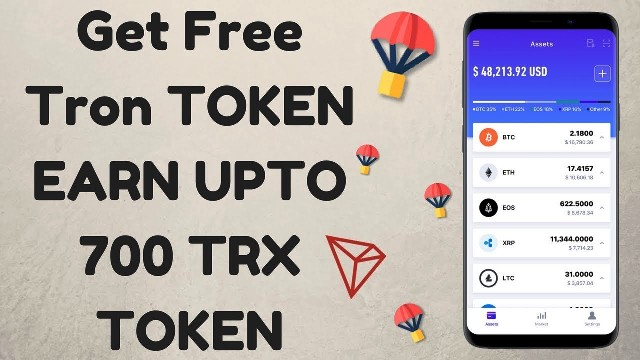 Cobo Wallet Airdrop TRX - Earn TRX Free - Total Rewards Is