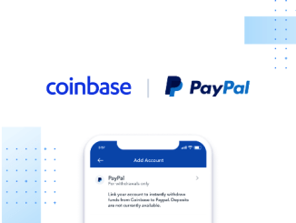 US Customers Of Coinbase Can Now Instantly Withdraw Cash To PayPal Without Fee
