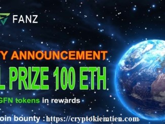 Game Fanz Bounty Tutorial - Earn 1 Million GFN Tokens Free