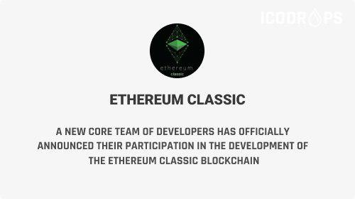 Introducing ETC Labs Core — An ETC Core Development Team