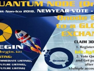 QuantumNode Crypto Airdrop Tutorial - Earn 300 QNODE Tokens Free