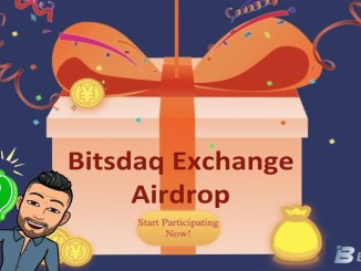 BITSDAQ AIRDROP. For Get More $$$/Tokens/Coins Free, Click Here: https://cryptokiemtien.com/airdrop-bounty/ - Good luck - Sharer