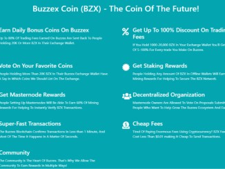 BUZZEX EXCHANGE, NEW OPPORTUNITY TO EARN ONLINE. For Get More $$$/Tokens/Coins Free, Click Here: https://cryptokiemtien.com/airdrop-bounty/