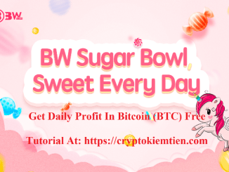 Rewards Program Of BW Exchange - You Will Get Daily Profit From 1 Bitcoin (BTC) Free