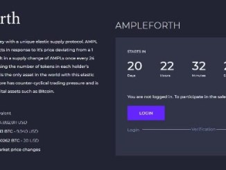 The Ethfinex Has Announced The New Project On Their IEO Platform - Ampleforth