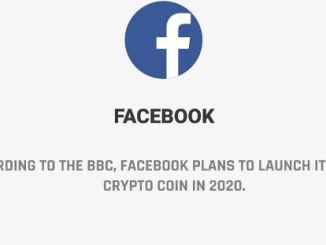 Facebook Plans To Launch Its Global Crypto Coin In 2020