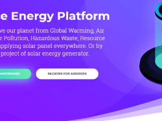 Replace Energy Airdrop REC Token - Earn Free 50 REC Tokens - Worth The $10
