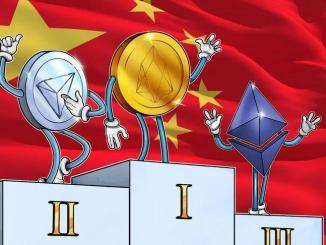 China Releases New Crypto Rankings